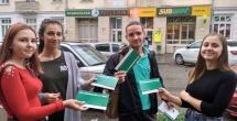 В городах КМВ волонтёры АНОСП «Хорошие люди» и участники 3...