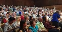 Концерт, посвящённый Международному Дню пожилого человека...