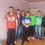 Ставрополь. Встреча старших консультативных пунктов края по реабилитации.